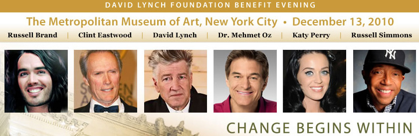 Change Begins Within - David Lynch Foundation