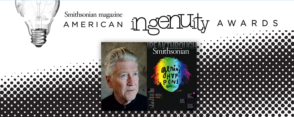 David Lynch Ingenuity Award
